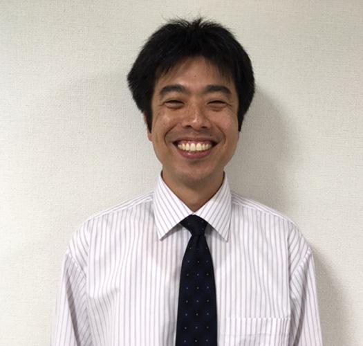 嘉戸先生の写真