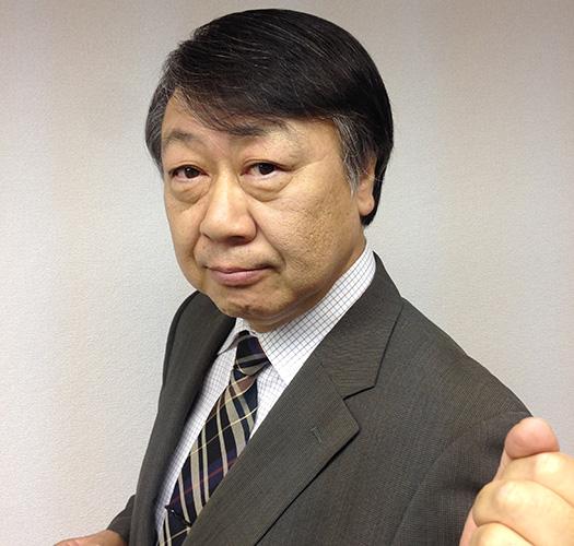 高田先生の写真