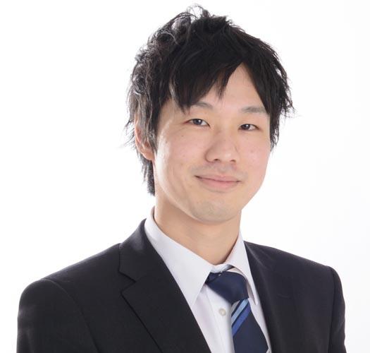 平井先生の写真